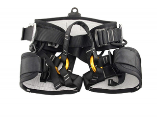 CE Standard Cheap Price Rock Climbing Half Body Safety Harness Safety Belt Fall Protection