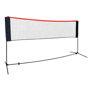 Outdoor UV Resistant Portable and Folding Badminton Net With Frame
